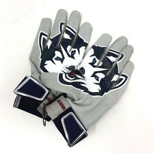 Other - Nike MVP Hyperfuse Batting Gloves UCONN Huskies